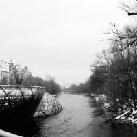 Winterliches Graz